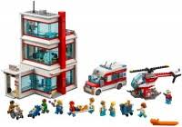 Lego City <b>Hospital</b> 60204 (60204) – купить <b>конструктор</b> ...
