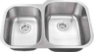 undermount kitchen sink stainless steel: m rv  gauge double bowl undermount stainless steel kitchen sink