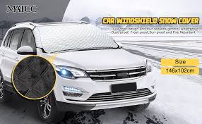 Top 10 Best <b>Windshield Snow</b> Covers in 2019 Reviews | Guide