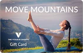 Buy The Vitamin Shoppe® Gift Cards with Apple Pay