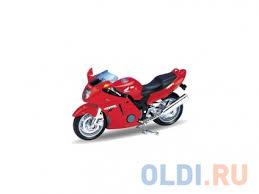 <b>Машина Welly модель мотоцикла</b> 1:18 Honda CBR1100XX ...
