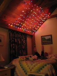 lights above bed but outside above bed lighting
