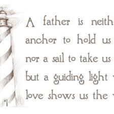 A Father Is A Guiding Light {Father's Day Quotes} - Tip Junkie