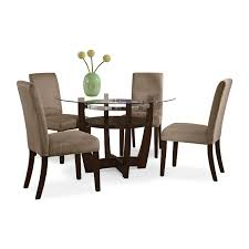 Value City Dining Room Tables Shop 5 Piece Dining Room Sets Value City Furniture