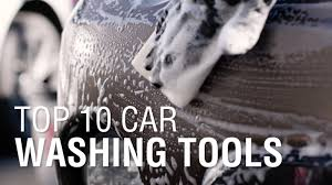 10 <b>car washing tools</b> you should use | Autoblog