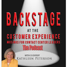 Backstage at the Customer Experience