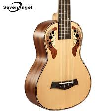 <b>SevenAngel</b> Brand <b>23 inch Concert</b> Ukulele 4 string Hawaiian guitar ...