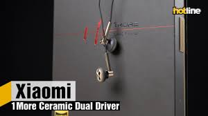 <b>Xiaomi 1More</b> Ceramic Dual Driver — обзор наушников - YouTube