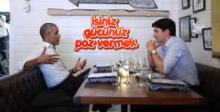 Obama ve Trudeau yemekte buluştu