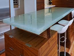 countertops popular options today:  original glassworks glass kitchen countertopjpgrendhgtvcom