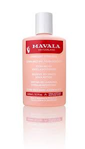 Mavala Extra Mild Nail Polish Remover 3.3Fl oz ... - Amazon.com