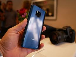 <b>Huawei Mate 20 Pro's</b> 3D scanning app is now available