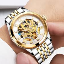 Buy Fashion Skeleton <b>Mechanical Watch</b>, <b>Mechanical Wrist Watch</b> ...