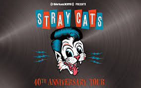The <b>Stray Cats</b> - 40th Anniversary Tour with The James Hunter Duo ...