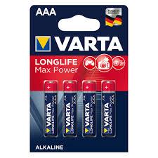 <b>Батарейка Varta</b> Max Tech LR3 <b>ААА</b> 4 шт купить недорого в ...