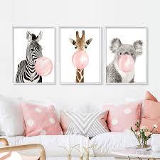 Royaldream DIY Oil <b>Paint</b> by Numbers Kits <b>Animal Painting</b> by ...