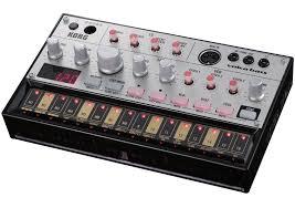 Аналоговый синтезатор <b>KORG VOLCA</b> BASS