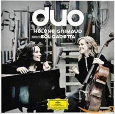 <b>Grimaud</b>/<b>Gabetta</b> - Duo (Schumann, Debussy, Shostakovich ...