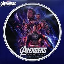 Виниловая пластинка <b>OST</b>, <b>Avengers: Endgame</b> (Alan Silvestri ...