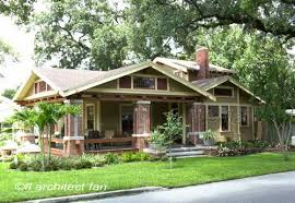 Bungalow Style Homes   Craftsman Bungalow House Plans   Arts and    Bungalow Style home