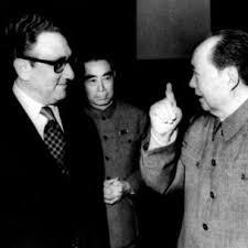 Image result for Cuộc gặp gỡ giữa Kissinger và Mao ở Thượng Hải