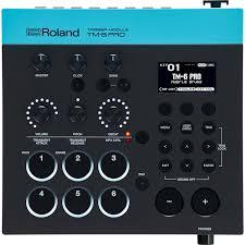 <b>Барабанный</b> модуль <b>Roland</b> TM-6 PRO, купить <b>электронные</b> ...