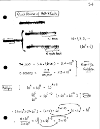 osu physics physics  13 jan 2005 need help powers of ten and scientific notation