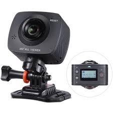 1080p <b>HD VR</b> Sports Action <b>Camera</b> Dual Lenses <b>360</b> Degree ...