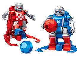 <b>Радиоуправляемые роботы-футболисты Junteng</b> (2 робота + ...