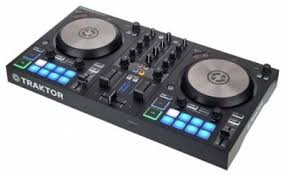 <b>DJ контроллер Native Instruments</b> TRAKTOR KONTROL S2 MK3 ...