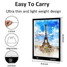 <b>LED</b> Pad for <b>Diamond Painting A4</b> Light Box of Rhinestone ...