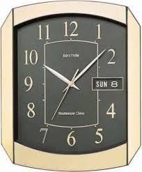 <b>Настенные часы Rhythm CFH102NR18</b>