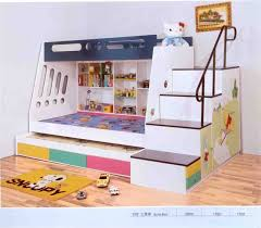 bedroom cheap bunk beds with stairs cool for kids water slide kids room storage ideas bedroom kids bed set cool
