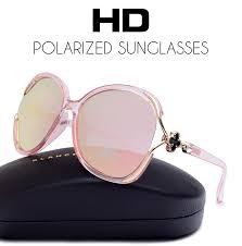 Blanche Michelle <b>2019 Fashion</b> Oversized <b>Polarized Sunglasses</b> ...