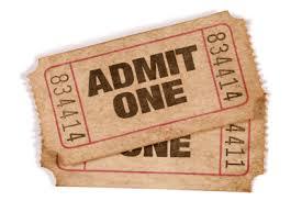 Resultado de imagen para ticket