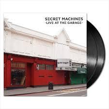 <b>Live</b> at the Garage Vinyl 2xLP - SOLD OUT – <b>Secret Machines</b>