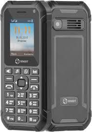 Купить Мобильный <b>телефон Senseit</b> L230 Black по выгодной ...