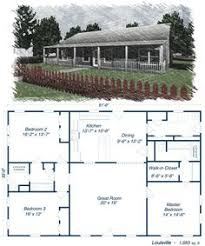 ideas about Simple House Plans on Pinterest   House plans    Louisville metal house kit steel home