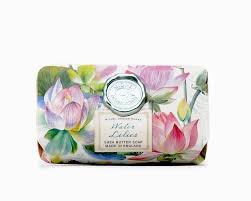 <b>Michel Design Works Water</b> Lilies bath soap - Renio & Clark