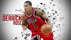 Chicago bulls Derrick Rose wallpapers