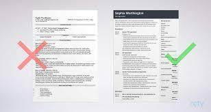 How to Write a <b>Curriculum Vitae</b> (<b>CV</b>) for a Job Application