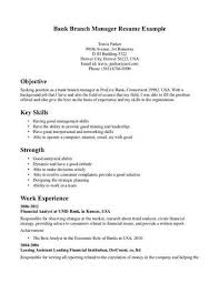 sample resume of assistant manager in bank   sample resumes    sample resume of assistant manager in bank