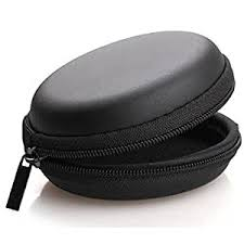 ReTrack Leather Round Zipper Pocket Fidget Spinner Toy <b>Bluetooth</b>