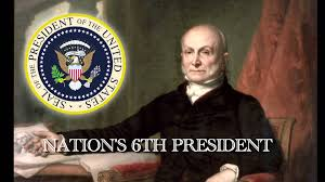 「John Quincy Adams, president of the United States」の画像検索結果