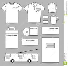 advertisement template blank set stock vector image 51974721 advertisement template blank set