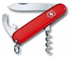 <b>Нож перочинный</b> Victorinox <b>Waiter</b> (0.3303) 84мм 9функций ...