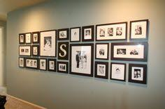 How to Design a Photo <b>Wall the</b> Easy Way! | Home decor, Home ...