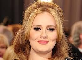 Adele dans Chanteuse