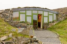Underground Houses   Natural Building BlogHebridean Earth House