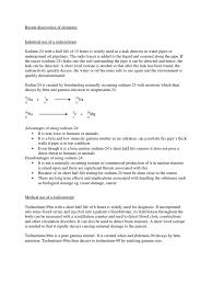 essay on radioisotopes 91 121 113 106 essay on radioisotopes